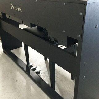 CASIO カシオ 電子ピアノ Privia PX730 ブラック 椅子付き − 福岡県