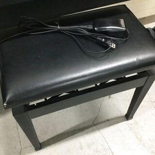 CASIO カシオ 電子ピアノ Privia PX730 ブラック 椅子付き - 売ります・あげます