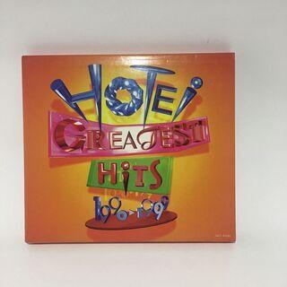 CD HOTEI 「GREATEST HITS 1990-1999」