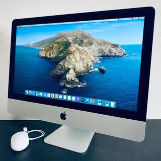 フリマ市場最安値!! Apple iMac2015 21.5in...
