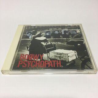 CD BOØWY/PSYCHOPATH