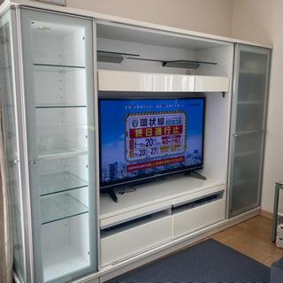 テレビ台 ハイタイプ【大塚家具】横幅約250 高さ180の画像