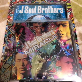 【三代目JSoul Brothers★CD +DVD】