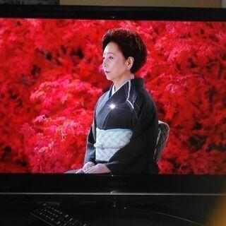 東芝レグザ37型液晶テレビ、2番組同時録画対応+寝室用19…