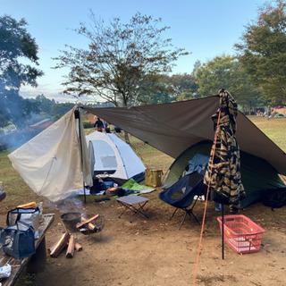 キャンプ ソロキャン キャンツー 募集