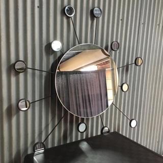 お洒落な鏡✨