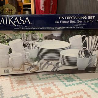 ※値下げ交渉可※【未使用】MIKASA (ミカサ) 食器セット ...