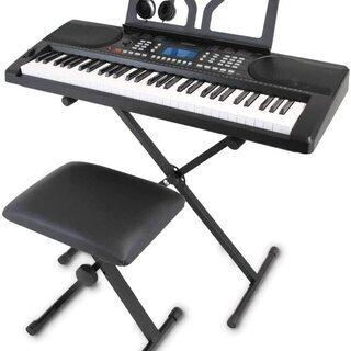 新品 ONETONE ワントーン 電子キーボード 61鍵盤 初心...