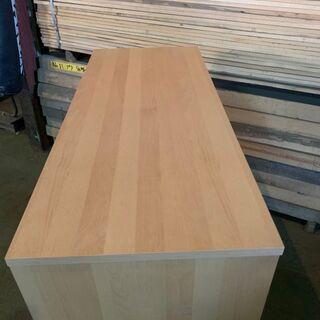 ラ・セーヌ 美しい木製7段タンス 超美品 2分割可能 早いもの勝ち 配送OK - 売ります・あげます