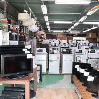 京都で綺麗&お買い得な家電・家具をお探しなら、ぜひ当店にご来店下さい。