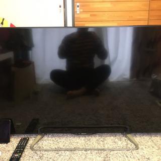 sharp テレビ50V型ワイド
