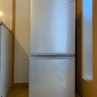 シャープノンフロン冷凍冷蔵庫 137L  2018年製