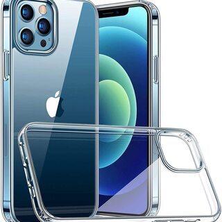 ☆クリアケース iPhone 12、12 pro用 ケース 6....