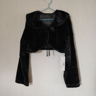 ボレロ ブラック 130サイズ
