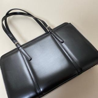【美品・ほぼ未使用品】リクルートバッグ ビジネスバッグ
