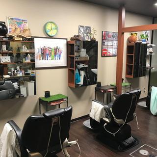 理容師 理容師を目指している美容師 WワークOK 時給1100円...