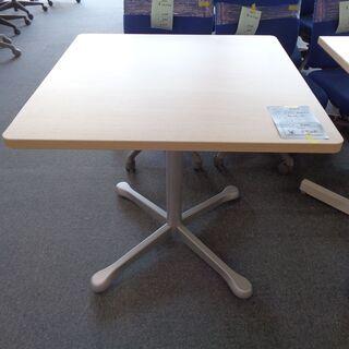 オカムラ 750×750 一本足テーブル