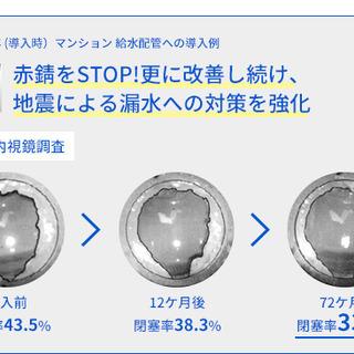 水配管を40年以上延命!日本システム企画の配管内の赤錆防止装置「NMRパイプテクター」 - その他