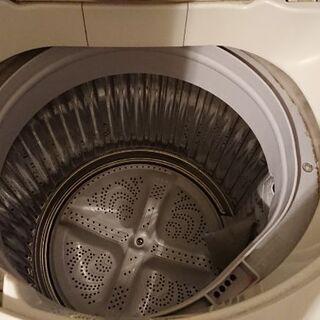 シャープ 洗濯機 ES-GE7A − 東京都