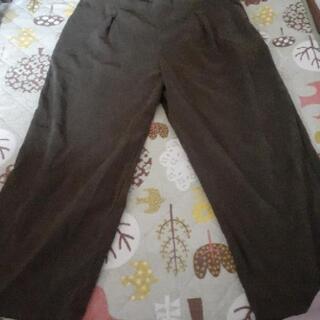 大きいサイズ 冬パンツ 4L