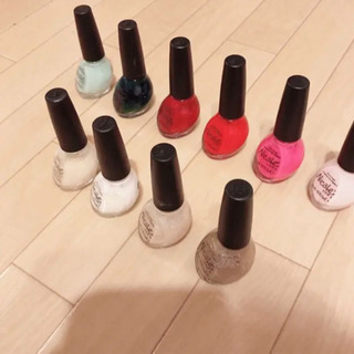 Nicole by OPI 10色セット ニコール限定
