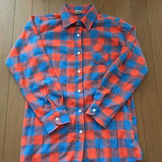 150㎝ チェックシャツ