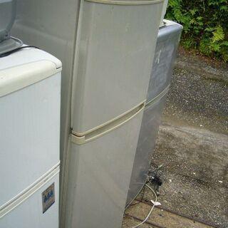 ナショナル冷蔵庫126リットル3か月保証