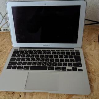 【ネット決済】macbookair  11インチ mid2011