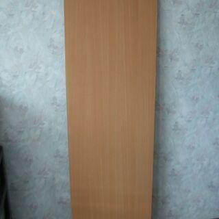 リバーシブル化粧棚板