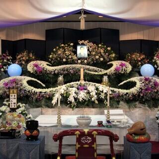 「お別れの時間を大切にいたします」宇野葬儀社