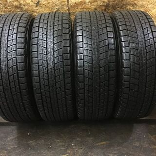 DUNLOP WINTER MAXX SJ8 225/65R17...