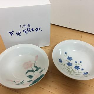 ❤️新品未使用❤️たち吉 片岡鶴太郎 限定品