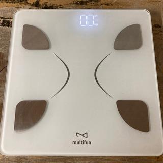 multifun 体重計