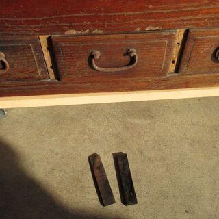 大和火鉢 関西火鉢 欅製 古民具 使用可 − 石川県
