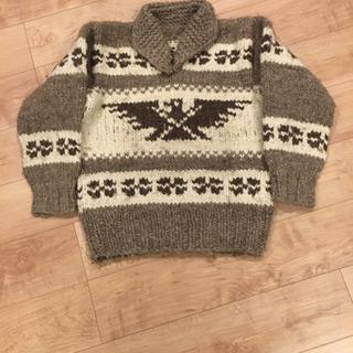 カウチン セーター カナダ メンズ