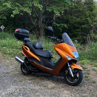 ヤマハマジェスティ125cc ( 2台)