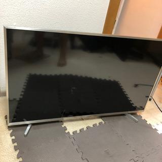 テレビ HISENSE 43インチ HJ43N5000 ジ…
