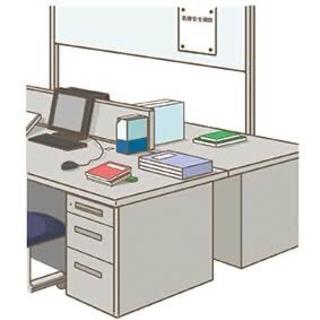 事務所デスクや椅子など譲ってください