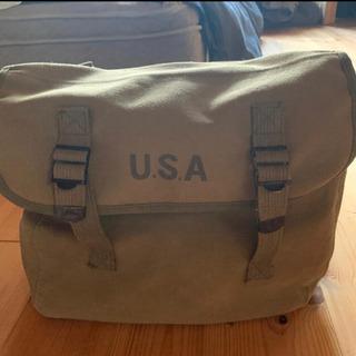米軍掘り出し物 バッグ