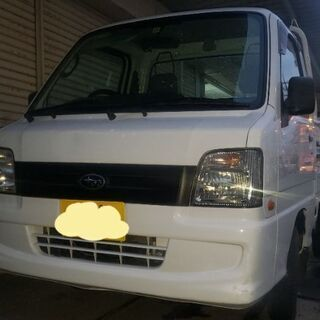 SUBARU SAMBAR トラック 4WD  車検残りR4.1...