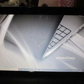 (値下げ)emachines E729Z  PentiumCPU...
