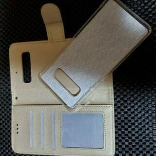 値下げしました。新品 GALAXY S10手帳型スマホケース