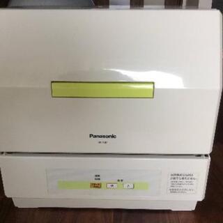 パナソニック Panasonic プチ食洗 NP-TCB1