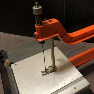 卓上糸ノコ盤 TF-3 電動糸鋸 糸のこ 糸鋸 糸ノコギリ…