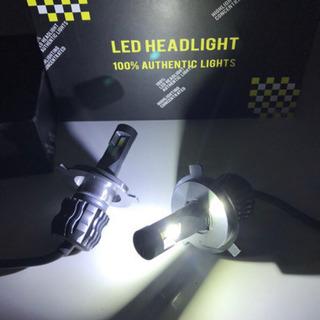 車/バイク LED ヘッドライト H4(s30)