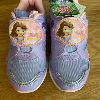 女の子用靴 18cm