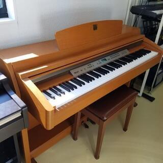 YAMAHA!クラビノーバ!電子ピアノ!88鍵、椅子付き!…