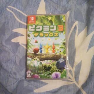新品未開封 Nintendo Switch ピクミン3 デラックス
