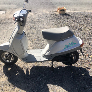 ミント ベース スクーター 原付 オートバイ