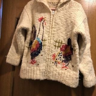 毛糸のセーター ジャンパー